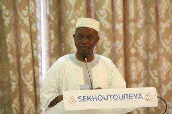 Aboubacar Soumah prévient : « Il va y avoir une année blanche… »