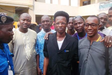 Conakry : le Collectif des fonctionnaires engagés pour le soutien du Pr Alpha Condé organise une marche de reconnaissance ce Jeudi