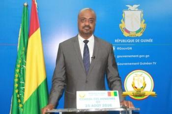 Guinée : compte-rendu de la Session ordinaire du Conseil des ministres du jeudi, 25 août 2016