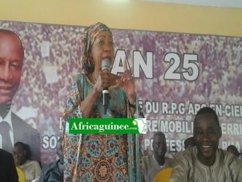 Guinée : Nantou Cherif du RPG Arc-en-ciel tance Cellou Dalein Diallo…