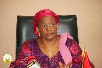 Guinée : La ministre Mama Kanny dévoile les acquis de son département autour du PNDES