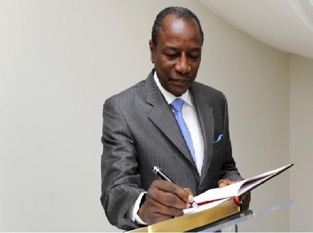 Décret présidentiel en Guinée : Dr. Ibrahima Kassory Fofana nommé Premier ministre
