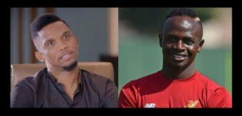 Ballon d'Or 2018 : Samuel Eto'o prend la défense de Sadio Mané